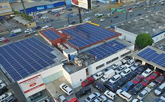 Autohaus 144.664 kWp
