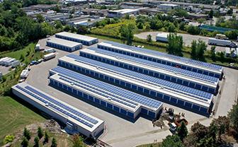 2605 Summerville | 300 kWp