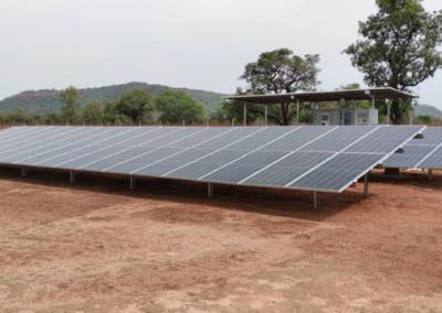 – 9 PV Minigrids Niger State