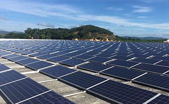 Parque Industrial Duarte 777.40 kWp