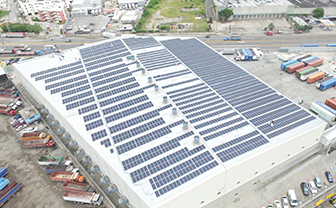 Caribetrans 1049 kWp
