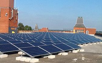 Kettering  – 129 kWp