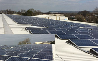 Langley Park – 250 kWp