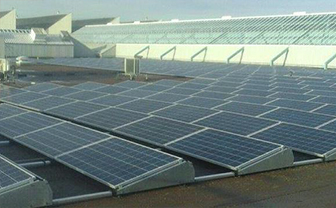Middleton Grange Shopping Centre – 277 kWp