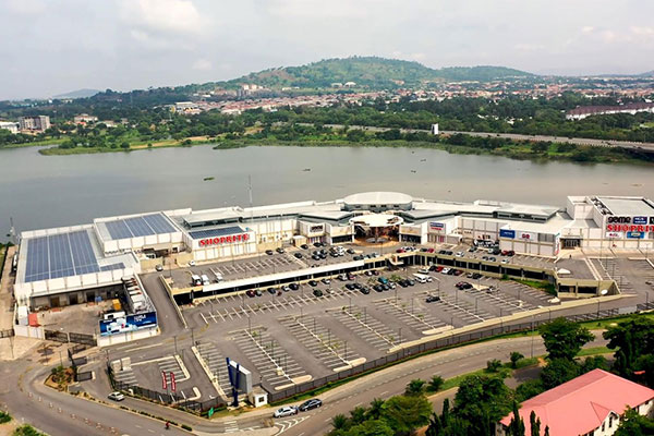 Hybrid PV System Jabi Lake Mall