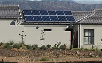 HOUSE DAWIE | 3 kWp (3KVA BACKUP)
