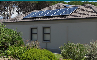 HOUSE MARTIN | 3 kWp (3KVA BACKUP)