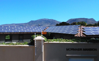 Moramaer Mansion | 22.88 kWp (18KVA Backup)