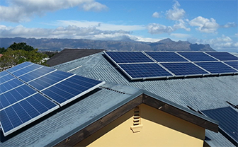 A´VUE GUESTHOUSE   4.23 kWp
