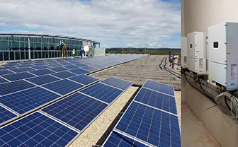 Sanral Office – Baywest | 109.71 KWp